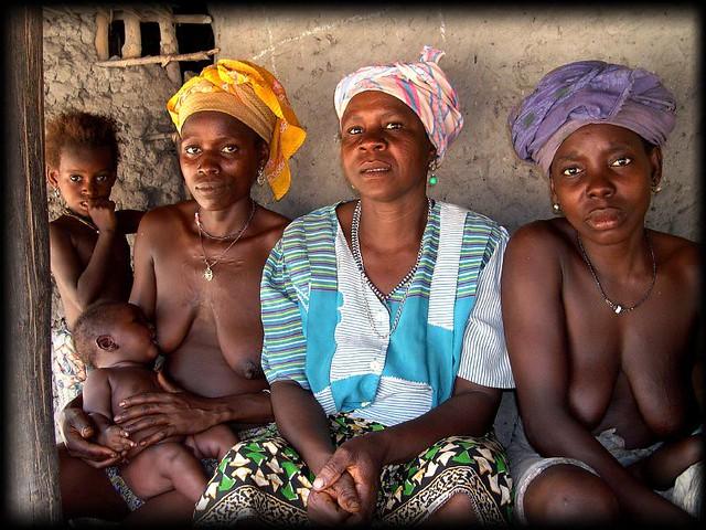 Sierra leone ladies