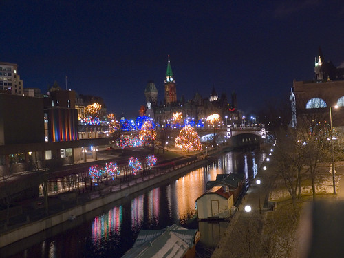Rideau Canal, UNESCO World Heritage | by jpctalbot