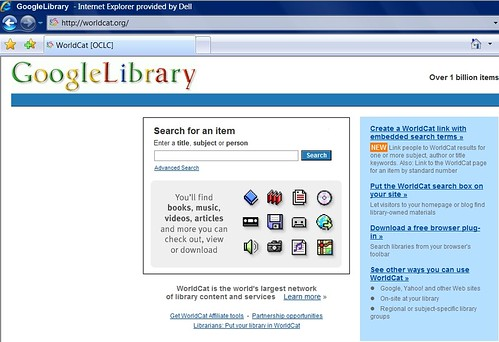 GoogleLibrary | by ALA staff