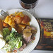 Easter Sunday ~ Dinner and a Movie