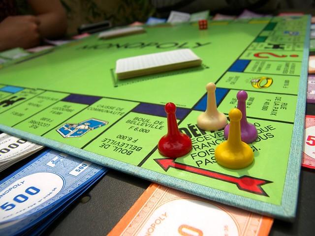 start monopoly