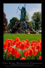 Moses Presiding Over The 2007 Tulip Festival | by Mountain Visions