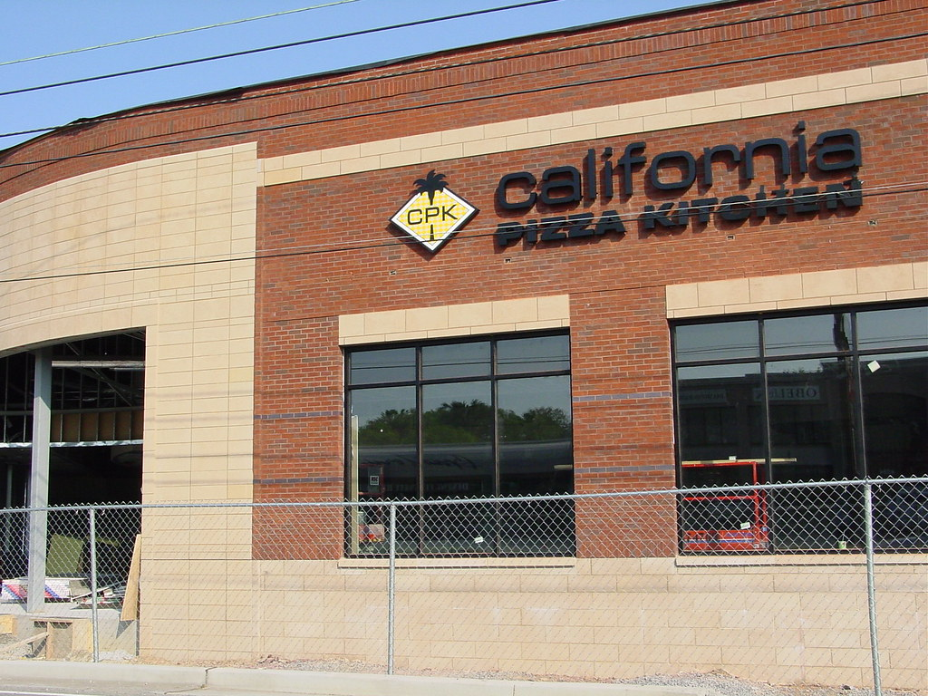 california pizza kitchen green hills california pizza kitchen on hillsboro road this is a 8041