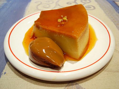 Flan con dulce de leche | Flickr - Photo Sharing!