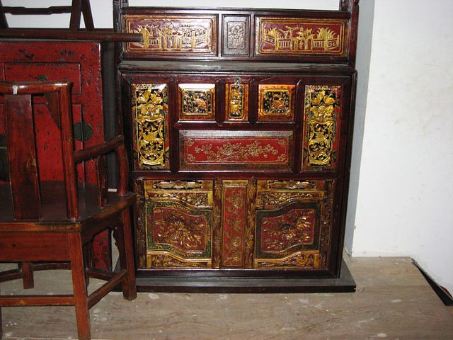 Traditional chinese furniture greenberg in china flickr for Chinese furniture traditional