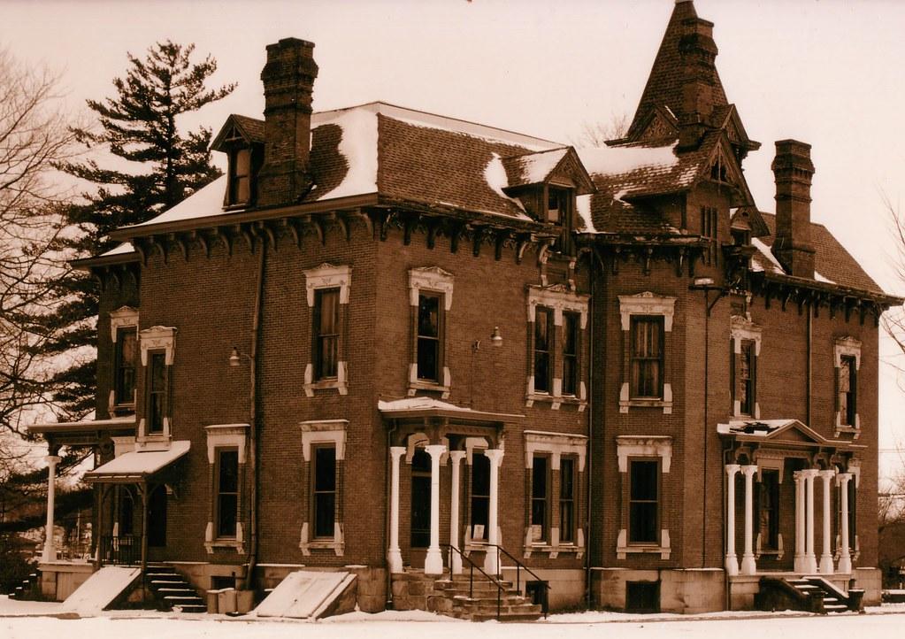 Masonic Temple Kent Ohio I Love This Brick Victorian