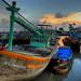 Fishing Boat in Phan Thiet