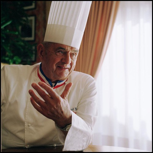 Paul BOCUSE, French Cook | by alainelorza