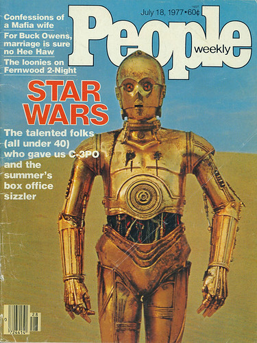 People Magazine July 18, 1977 Star Wars Cover | by Neato Coolville