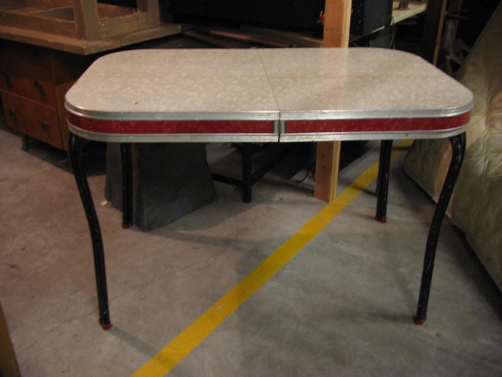 s kitchen table s Linoleum Kitchen Table by ups theatre