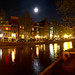 Moon Over Amsterdam