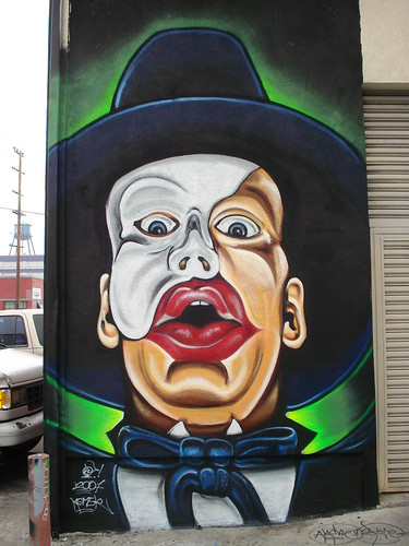 "Komer ? ""Phantom Of The Opera"" LosAngeles Graffiti Art 