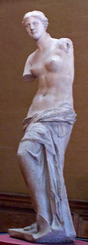 aphrodite of melos 15 1/2 nude naked venus de milo aphrodite of milos greek goddess of love and beauty statue sculpture figurine figure made in italy  yournelo aphrodite of melos.