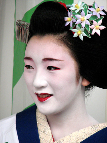 The Maiko of the Northeast | by MShades