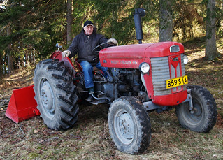 Working with Massey Ferguson | by Andrei!