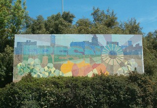 Fresno Freeway Mosaic | by Matt (mistergoleta)