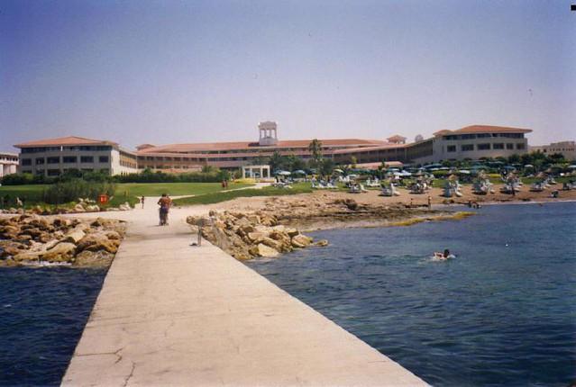 Paphos Amathus Beach Hotel Sold