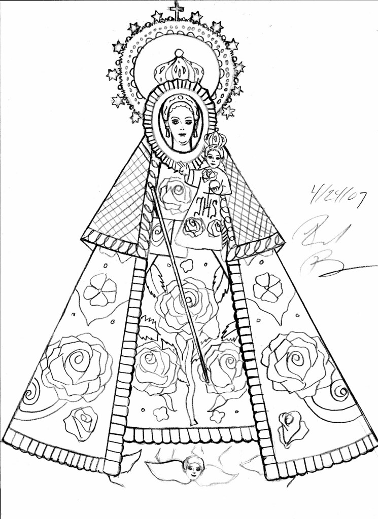 nuestra senora del stmo  rosario de manaoag