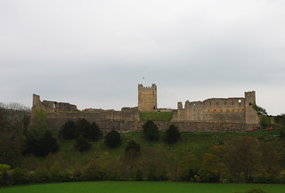 Richmond Castle | by simmogem