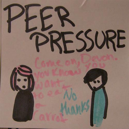 Image result for peer pressure