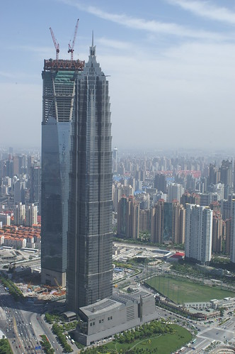 Jin Mao Tower 2 | by Joris Leermakers
