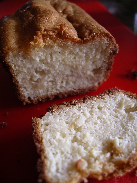 Butter Substitute In Pound Cake