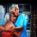 Margaret Rutherford, Glynis Johns TV Shot