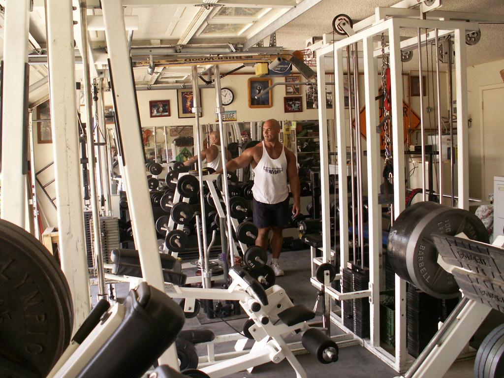 Rusty jeffers home gym torturechamber s