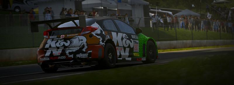 VTCC Spec Series 10 - #5 Zengo Motorsports Honda Civic WTCC 30713129984_d242792950_c