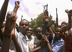 Somalia resistance fighters have pledged to defeat US-backed occupation forces. Attacks against the Ethiopian army have intensified since March, 2007. | by Pan-African News Wire File Photos