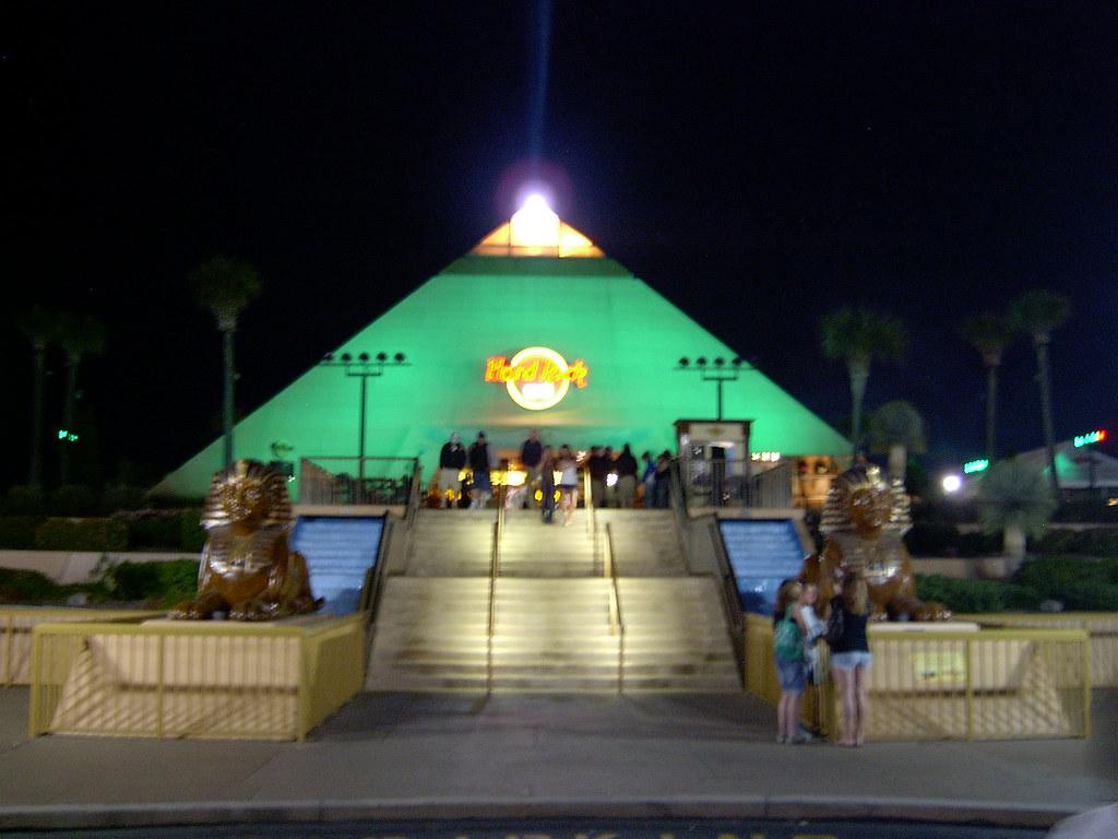 Hard Rock Myrtle Beach Adress