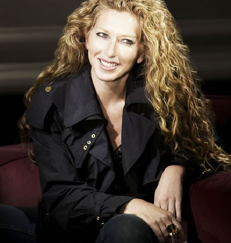 Kelly Hoppen Portrait Featured On Gaileguevara Blogspot Flickr