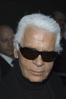 Karl Lagerfeld | by Siebbi