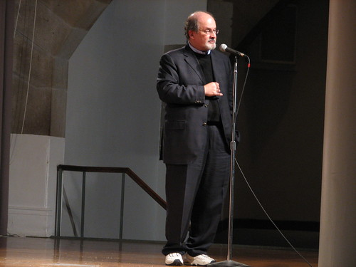Salman Rushdie | by Whistling in the Dark