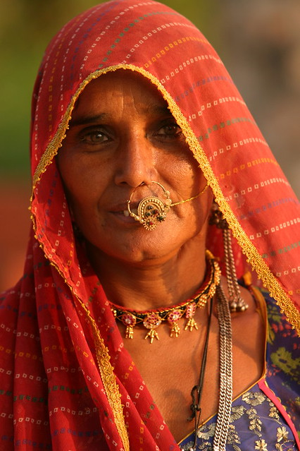Gypsy Woman | This beautiful gypsy was shot during a quick ...