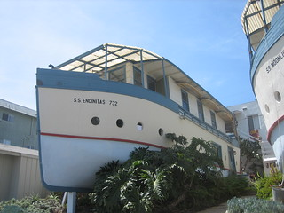 Boat House SS Encinitas #732 Third Street - 1928 | by MR38