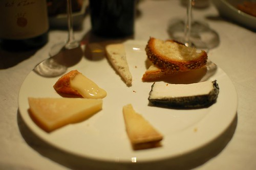 9th Course: Cheese | by ulterior epicure