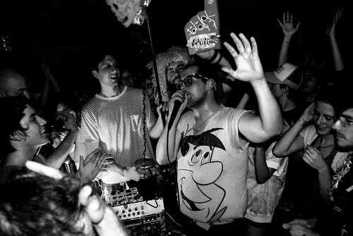 Dan Deacon | by mercurialn