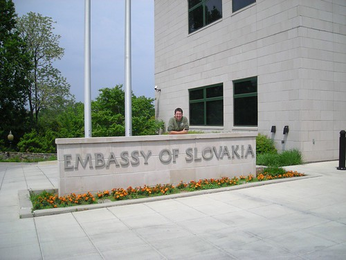 Slovak Embassy in Washington, DC | by themoltron