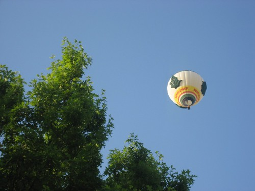 Balloon over ONS | by Hawthorn M.