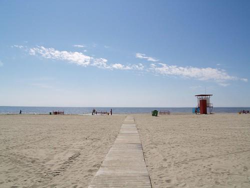Pärnu rand - Pärnu beach (Estonia)   j.anne4 ( Janne )   Flickr: https://www.flickr.com/photos/janne4/504825824