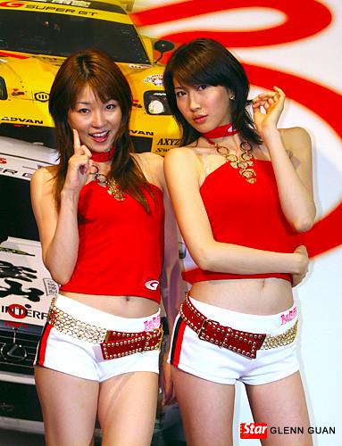 race queens Japanese