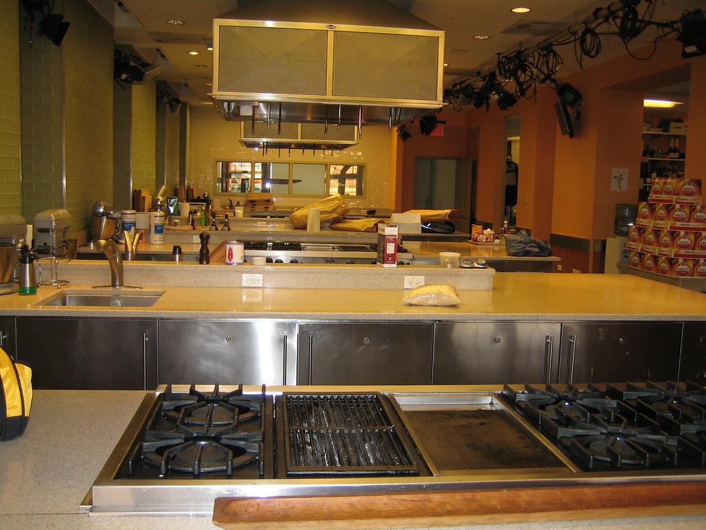 Food Network Kitchen Chelsea Market