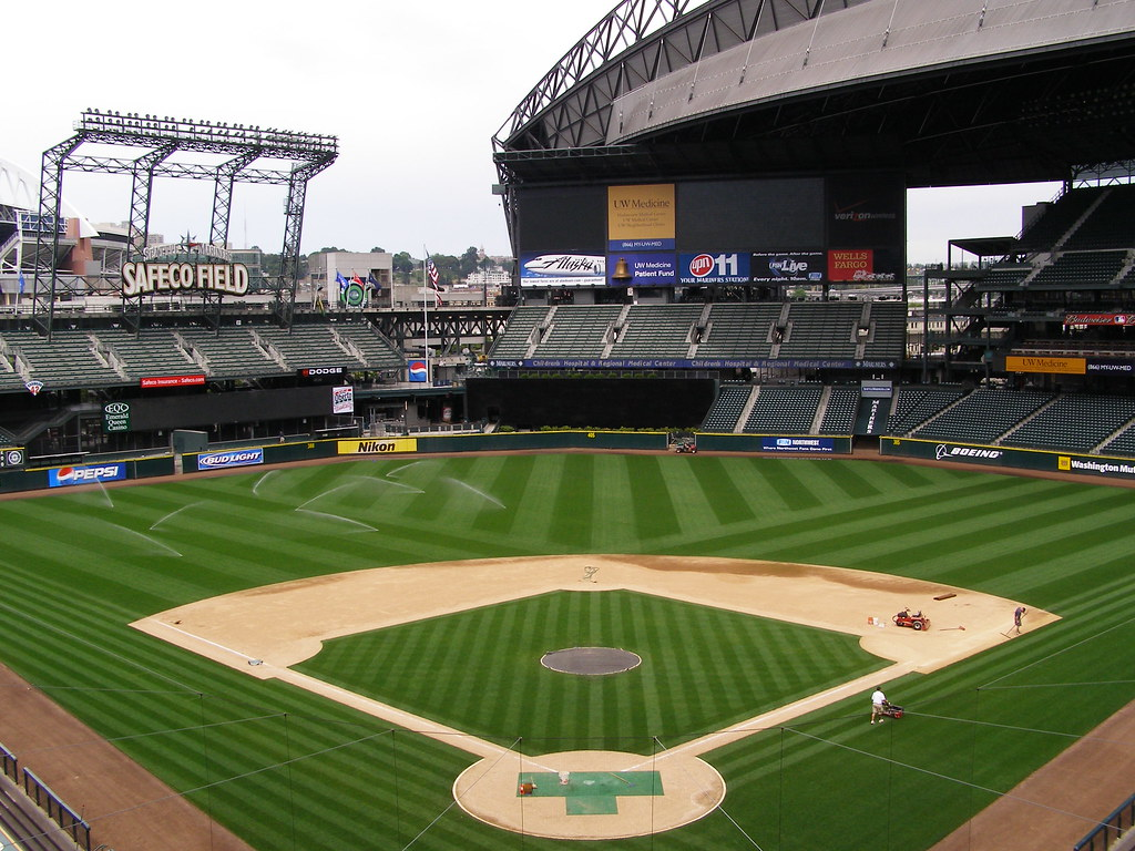 Safeco Field Taking A Tour Of Safeco Field Home Of The
