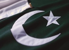 Cloth Pakistan Flag | by takebackpakistan