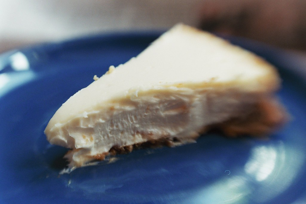 Tyler Florence 39 S Perfect Cheesecake As Made By Me Flickr