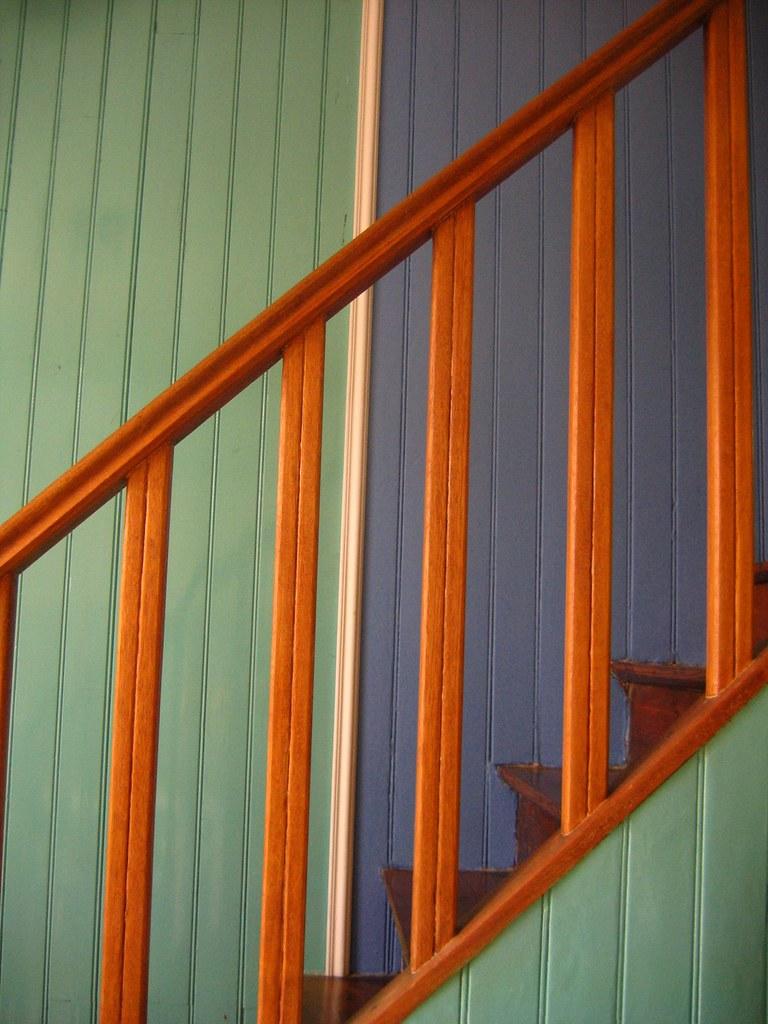 escalier bicolore florent chabrouty flickr. Black Bedroom Furniture Sets. Home Design Ideas