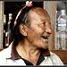 A Tibetan man in Ravangla market