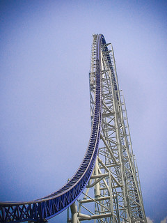 Millenium Force | by NxExRxDisME