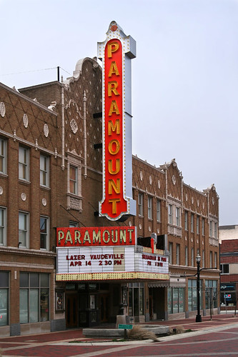 Paramount Theater | by Joey Harrison